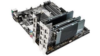 华硕带四个HDMI端口复活GeForce GT 710 GPU