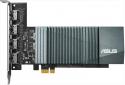 带有四个HDMI端口的无源GeForce GT 710