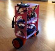 这款Raspberry Pi遥控机器人可以保持直立