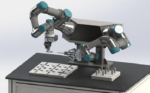 研究人员构建了具有神经功能的软机器人