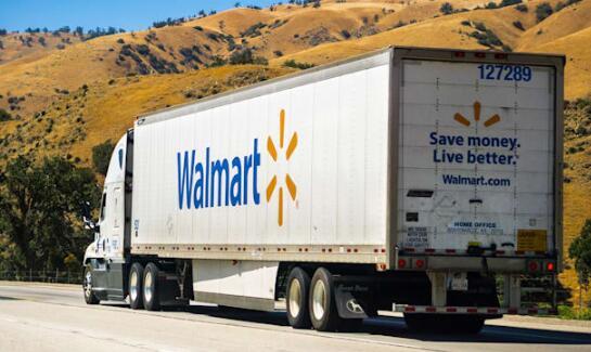 沃尔玛两个小时的快递服务将运抵数千家商店