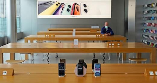 2020年第一季度全球智能手机销售显示出有史以来最大跌幅
