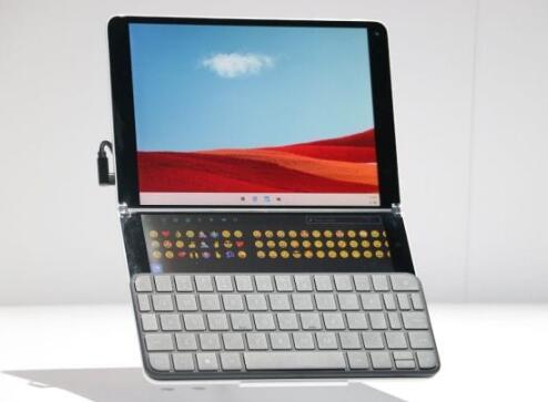 微软将重点转向Windows 10X到单屏设备