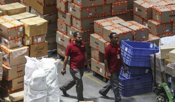印度物流整合商Shiprocket筹集1300万美元用于海外扩张