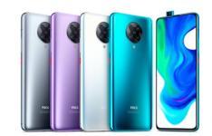 Poco的F2 Pro是一款高端全屏手机售价500美元