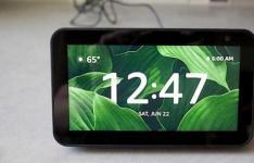 在亚马逊和百思买以90美元的价格购买两个Echo Show 5智能显示器
