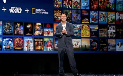 TikTok的新任首席执行官是迪士尼前流媒体负责人