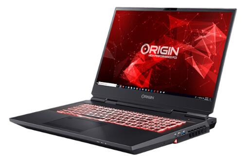 Origin PC更新后的EON17-X笔记本电脑配备了高端英特尔台式机芯片