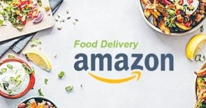 电子商务巨头亚马逊在印度启动了一项送餐服务