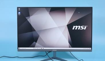 微星推出了新款的商务办公一体机Pro24X10M