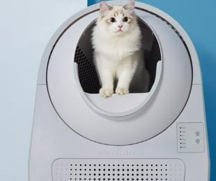 KOK体育:小米有品众筹上架了一款CATLINK全自动猫砂盆青春版