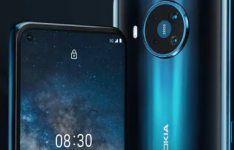 亚马逊上市揭示诺基亚8.3 5G可能首先达到的位置