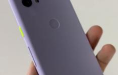 谷歌Google Pixel 3 Lite智能手机的动手视频泄漏