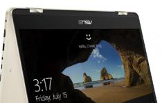 华硕ZenBook Flip 14是一款时尚的二合一笔记本电脑 具有独立显卡