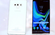 三星在台湾推出了令人惊叹的白色Galaxy Note9