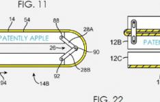 苹果获得了具有柔性铰链的折叠式iPhone设计的第二项专利