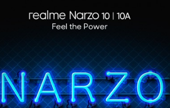 Realme Narzo 10系列智能手机已于5月11日发布