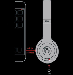 beats solo3:beats solo3耳机使用教程