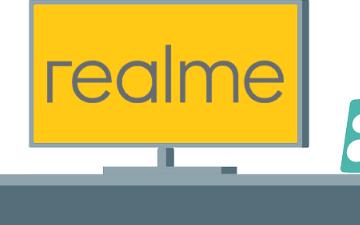 极速体育:Realme将在MWC上发布其首款智能电视