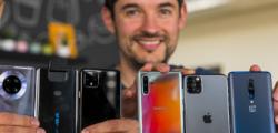 2020年智能手机销售将增长 到2022年5G将会大幅增长