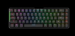华硕今天发布了一款迷你无线机械键盘ROG Falchion