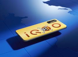极速体育:iQOO Z1航海王联名限定款首销迅速被抢购一空 售价2498元