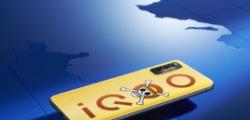 iQOO Z1航海王联名限定款首销迅速被抢购一空 售价2498元