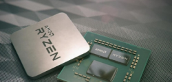 AMD正式发布了锐龙4000桌面版APU处理器