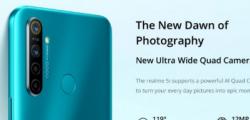 小米Realme 5i周一以Realme 5的更便宜替代品到货