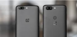 OnePlus5和5T智能手机通过安全补丁获得OxygenOS 9.0.10