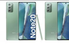 三星Galaxy Note 20标准版采用的是60Hz AMOLED显示屏