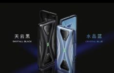 腾讯黑鲨3S正式发布 全系12GB内存 128GB版3999元