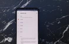 华硕ROG Phone 3具有隐藏式160Hz显示模式