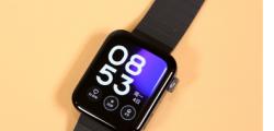 Redmi智能手表有可能在8月发布 我们拭目以待