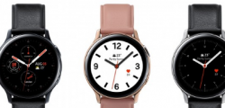 三星Galaxy Watch Active2正式采用数字表圈和ECG传感器