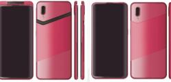 Oppo滑块的彩色渲染在专利申请之后进行了跟进