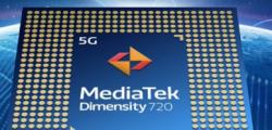 联发科技发布面向中端手机的Dimensity 720 5G芯片组