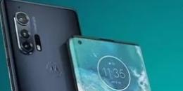 摩托罗拉举行发布会 宣布新的Edge系列智能手机