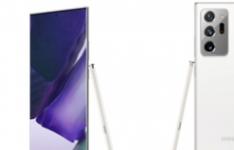 最新的三星Galaxy Note 20定价泄漏可能会让您失望