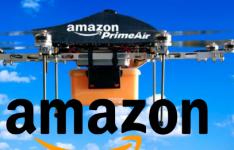 亚马逊可能会使用无人机运送包裹