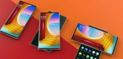 首款可旋转双屏5G手机LG Wing正式发布