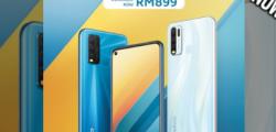 vivo Y30大马发布5000mAh和6.47英寸Ultra O屏幕 售价为RM899