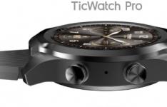 TicWatch Pro 3现已在亚马逊美国和英国预购