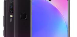 Vivo宣布了其最新的智能手机Vivo Y17