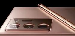 三星Galaxy Note 20智能手机在美国获得200美元的折扣
