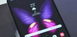 原始的三星Galaxy Fold在软件更新中获得新功能