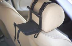 小米米家车载空气净化器安装教程