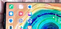 华为及其Mate 30 Pro即将获得正式的谷歌Play服务