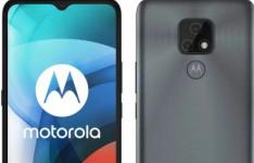 摩托罗拉E7在线渲染和规格泄漏手机配备48MP主摄像头和4000mAh电池