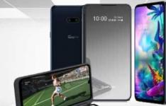 LG G8X ThinQ智能手机下一个Flipkart销售宣布